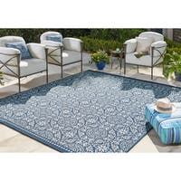 Mohawk Home Oasis Bundoran Indoor/Outdoor Area Rug (8' x 10') - 8' x 10'