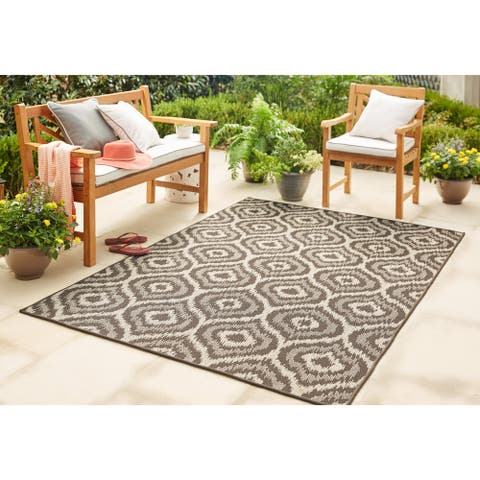 Mohawk Oasis Morro Indoor/Outdoor Area Rug (8' x 10') - 8' x 10'
