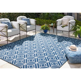 Mohawk Home Oasis Rockport Indoor/Outdoor Area Rug (8' x 10')