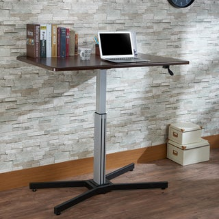 Acme Furniture Inscho Adjustable Height Desk
