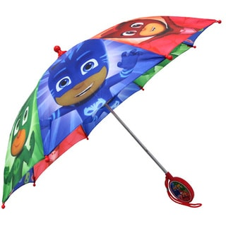 Disney Kids' PJ Masks 3D Handle Umbrella
