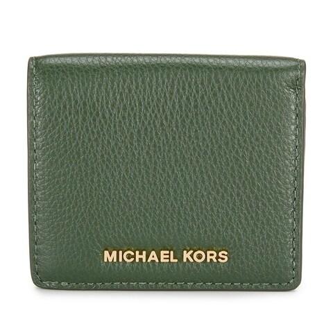Michael Kors Bedford Moss Carryall Card Case