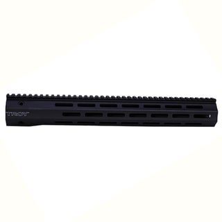 "Troy Industries M-LOK 5.56mm, Carbon Fiber 15"", Black"