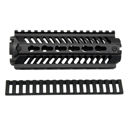 Ergo Keymod Ulta-Lite 2-Piece Handguard Black