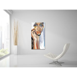 Maxwell Dickson Limited Edition 'Dreamy Eyes of Mine' Wall Art