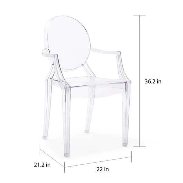 Strange Shop Corvus Irene Modern Clear Acrylic Dining Chair With Spiritservingveterans Wood Chair Design Ideas Spiritservingveteransorg