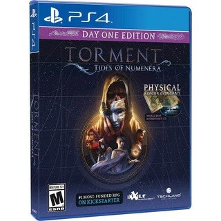 Torment: Tides of Numenera (Day 1 Edition) - PS4
