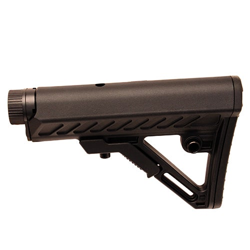 Leapers Inc. Model 4 S2 Mil-Spec Stock Kit, Black
