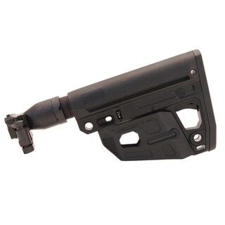 SigTac MCX/MPX Folding Stock, M4 Tube, Black