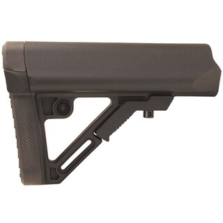 Leapers Inc. AR15 S1 Commercial Spec Stock, Black
