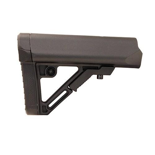 Leapers Inc. Model 4 Combat S1 Mil-Spec Stock-Black
