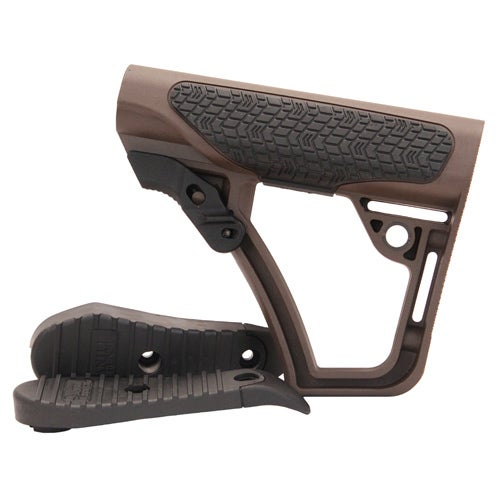 Daniel Defense Collapsible Buttstock Milspec, Brown