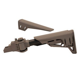 Advanced Technology Intl AK-47 TactLite Stock Destroyer Gray w/Cheek Rest/SRP