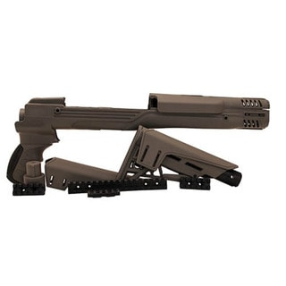 Advanced Technology Intl Ruger Mini-Thirty TactLite Adjustable Stock Destroyer Gray w/SRS