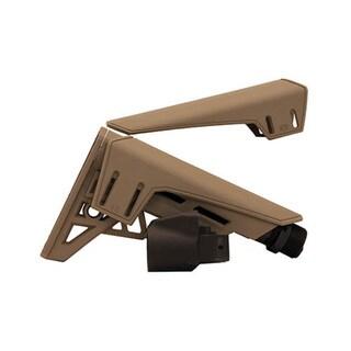 Advanced Technology Intl AK-47 TactLite Elite Adjustable Stock with Scorpion Recoil Pad Flat Dark Earth