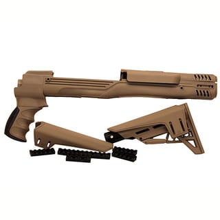Advanced Technology Intl Ruger Mini-Thirty TactLite Adjustable Stock Flat Dark Earth w/SRS