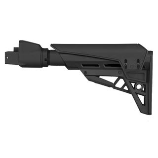 Advanced Technology Intl AK-47 TactLite Elite Adjustable Stock with Scorpion Recoil Pad Black