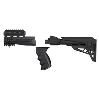 Advanced Technology Intl AK-47 TactLite Elite Package with Scorpion Recoil System Black