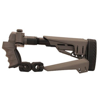 Advanced Technology Intl Moss/Rem/Winc 12 ga TactLite Adjustable Side Folding Stock SRS Destroyer Gray