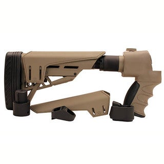 Advanced Technology Intl Moss/Rem/Win 12 Ga TactLite Adjustable Side Folding Stock w/SRS FDE
