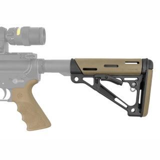 Hogue AR-15/M-16 Kit - Desert Tan Rubber