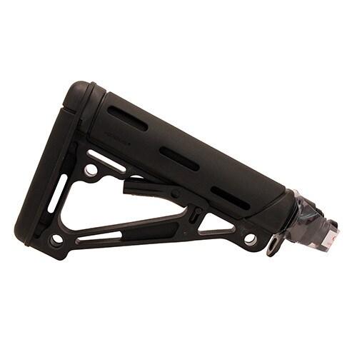 Hogue AR15 OMC Buttstock Asm - Mil-Spec Black