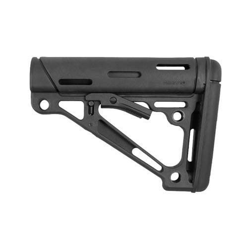 Hogue AR15 OMC Buttstock - Com/Mil-Spec Black