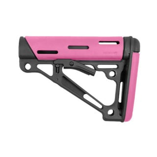 Hogue AR15 OMC Buttstock - Mil-Spec Pink