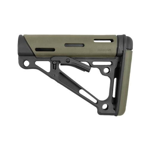 Hogue AR15 OMC Buttstock - Com/Mil-Spec Olive Drab Green