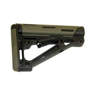 Hogue AR15 OMC Buttstock - Mil-Spec Olive Drab Green