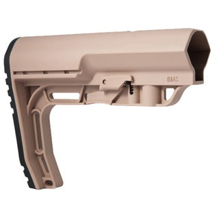 Mission First Tactical Battlelink Minimalist Stock Commercial, Flat Dark Earth
