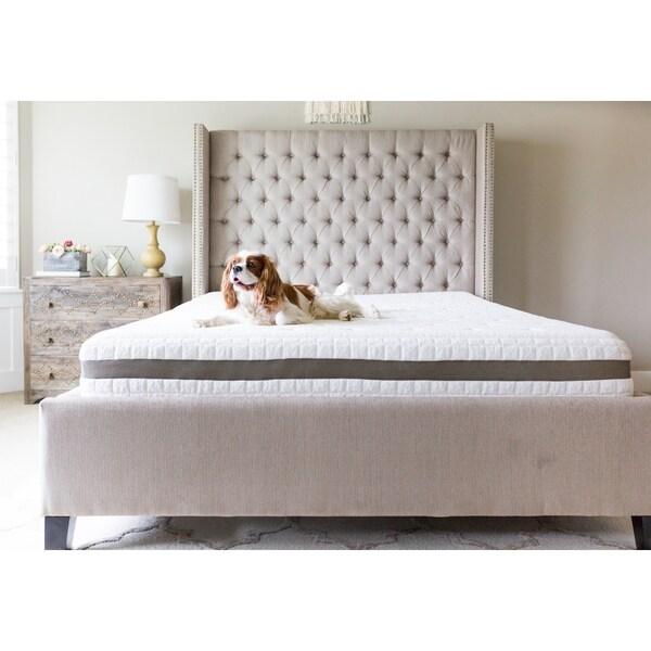 Sleep Evolution Luxury 12-inch King-size Gel Memory Foam ...