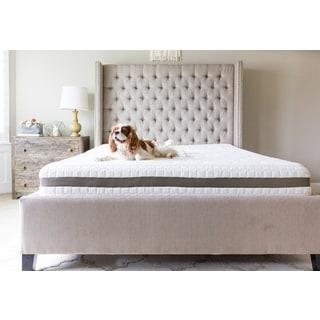 Sleep Evolution Luxury 8-inch King-size Gel Memory Foam Mattress