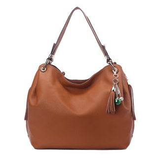 MKF Collection Freedom Tassels Designer Hobo Handbag by Mia K. Farrow