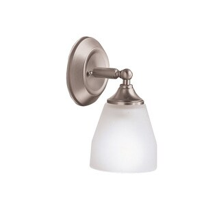 Kichler Lighting Ansonia Collection 1-light Brushed Nickel Wall Sconce