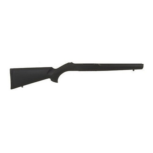 "Hogue 10/22 Overmolded Stock Nylon, .920"" Barrel, Black"