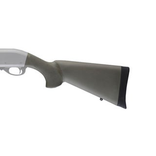 Hogue Remington 870 Overmolded Stock Olive Drab Green