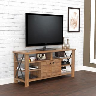 Inval Open Back Transitional TV Stand|https://ak1.ostkcdn.com/images/products/14036036/P20653601.jpg?impolicy=medium