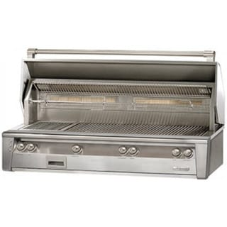Alfresco 56-inch ALXE All Burner Grill Head With Rotisserie