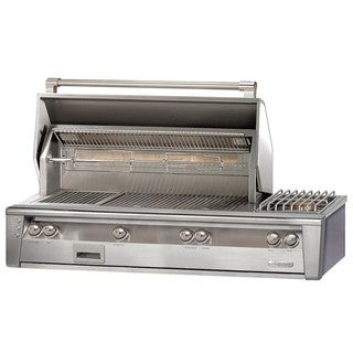 Alfresco 56-inch ALXE Sear Zone Grill Head With Rotisserie & Side Burner