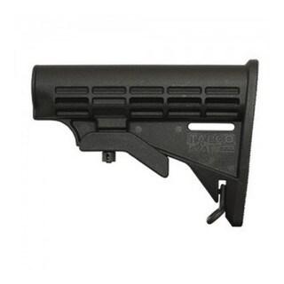 Tapco AR Mil-Spec IF T6 Stock, Body Assembly Black
