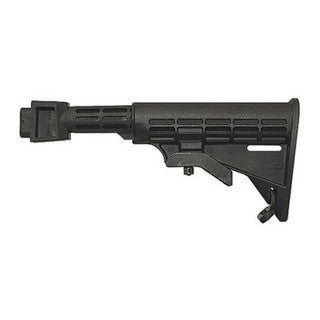 Tapco AK Intrafuse T6 Milled Receiver Stock Black