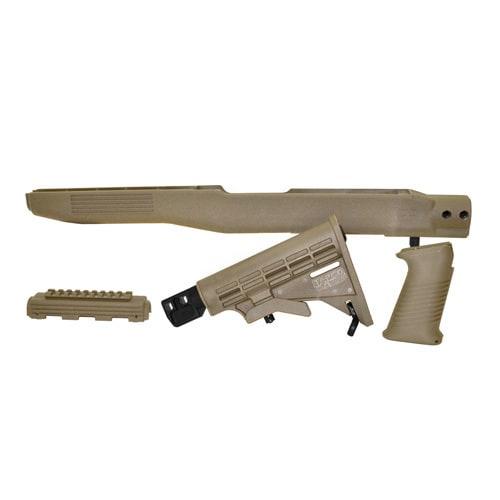 Tapco Intrafuse SKS System Blade Bayonet Cut Dark Earth
