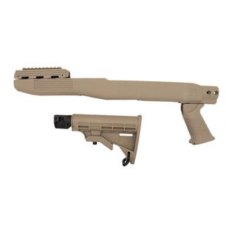 Tapco Intrafuse SKS Rifle System Dark Earth