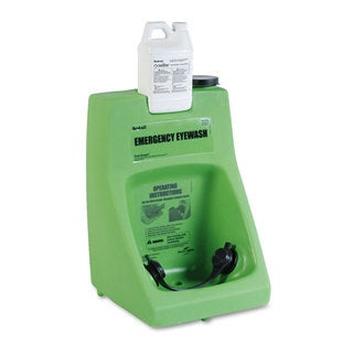 Honeywell Fendall Eyewash Dispenser Porta Stream Self-Contained Six-Gallon