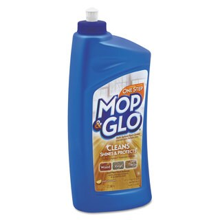MOP & GLO Triple Action Floor Cleaner Fresh Citrus Scent 32-ounce Bottle