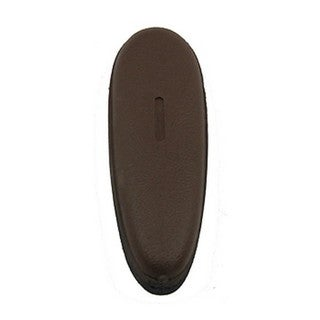 "Pachmayr D752B Decelerator Old English Recoil Pad Brown, Large, 1"" Thick"
