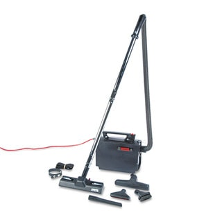 Hoover Commercial Portapower Lightweight Vacuum Cleaner 8.3-pound Black
