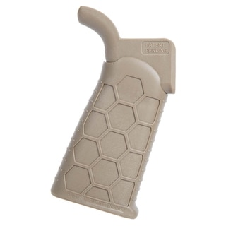 HexMag Advanced Tactical Grip Flat Dark Earth