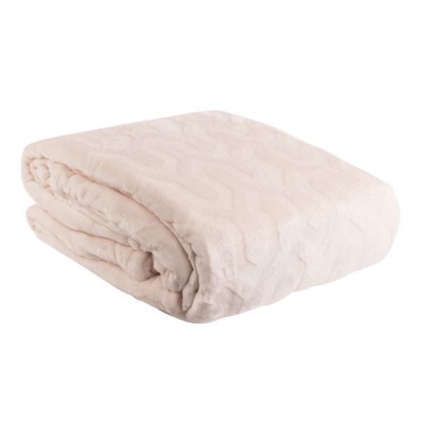 Luxury Soft Embossed Blanket